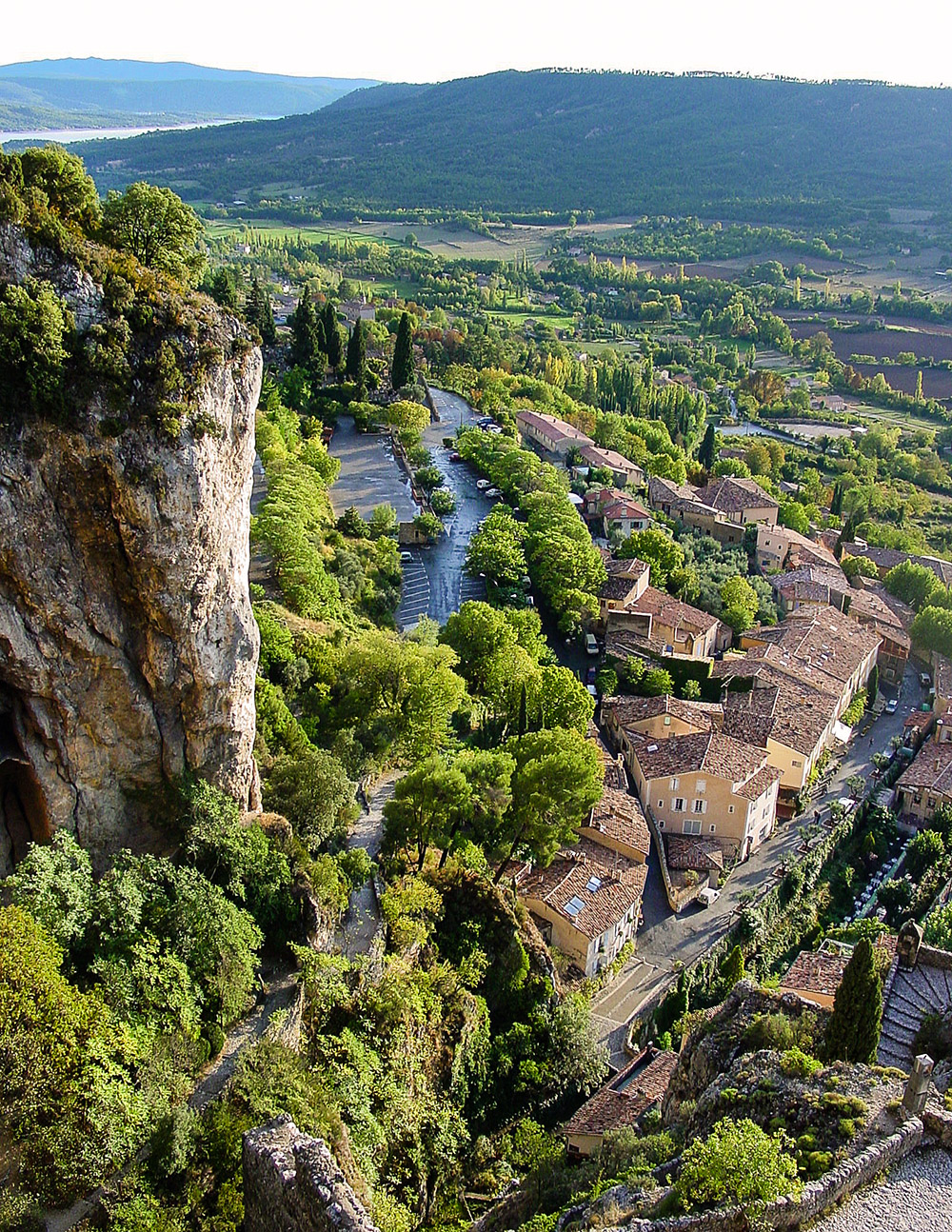Moustiers-Sainte-Marie. Foto: Hilke Maunder