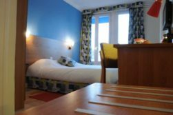 Normandie_Le Havre_Oscar_Hotel_Zimmer_1©Hilke Maunder