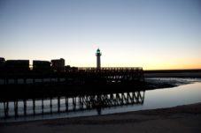 Normandie_Trouville_Touques_Leuchtturm_Sunset_2_©Hilke Maunder