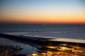 Normandie_Le Havre_Sunset_Hafen_©Hilke Maunder