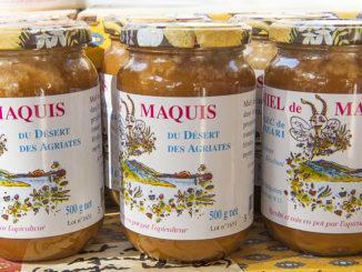 Köstlich: Macchia-Honig aus der Agriates. Foto: Hilke Maunder