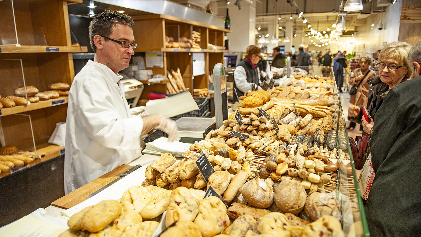 Le Bon Marché: die Grande Épicerie –reinste Verführung! Foto: Hilke Maunder