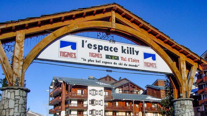 Espace Killy Tignes-Val Claret: Hier starten die Bergbahnen zum Gletscherskigebiet La Grande Motte. Foto: Hilke Maunder