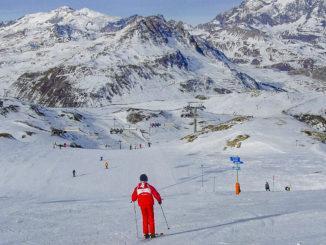Val d'Isère: Skigebiet Solaise. Foto: Hilke Maunder