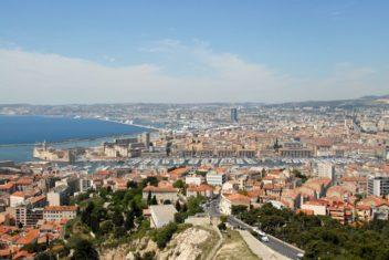 Marseille_Blick von Notre Dame de la Garde_credits Hilke Maunder