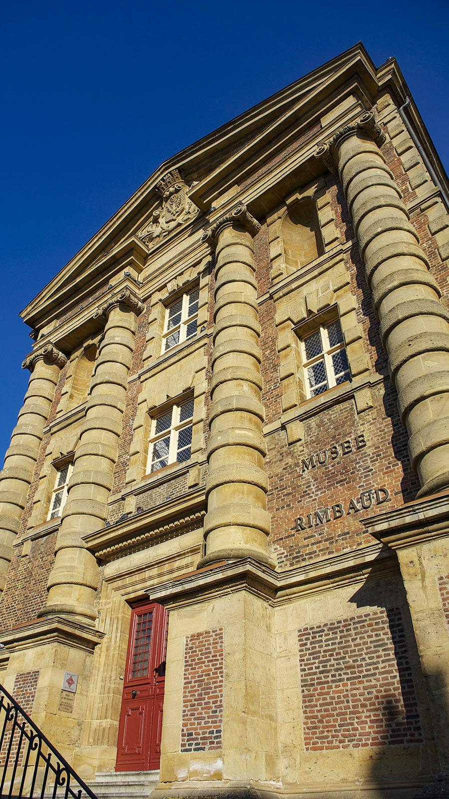 Musée Verlaine in Charleville-Mézière. Foto: Hilke Maunder