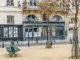 Place Dauphine mit der Bank Davioud. Foto: Hilke Maunder