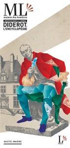 Langres_Plakat_Denis Diderot_Museum_©Création Cécile d'Orléans