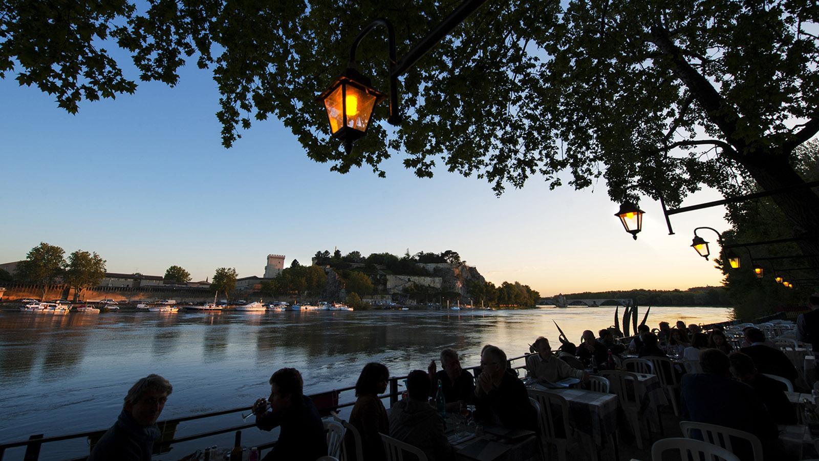Le Bercail in Avignon. Foto: Hilke Maunder