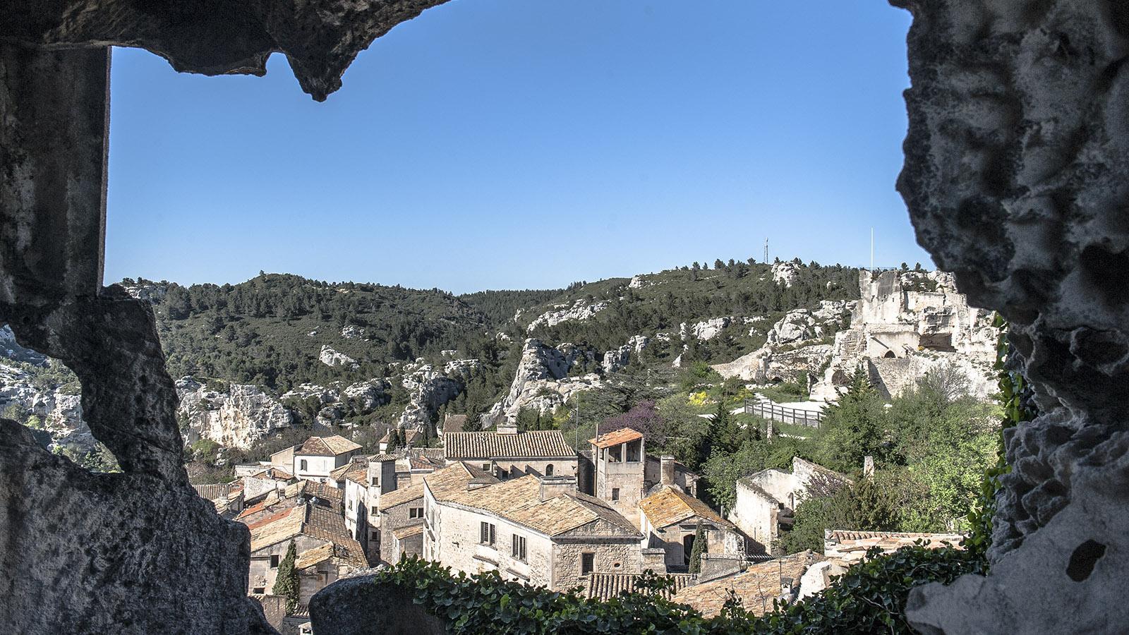 Les Baux-de-Provence. Foto: Hilke Maunder