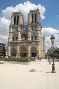 F/Île de France/Paris: Notre-Dame