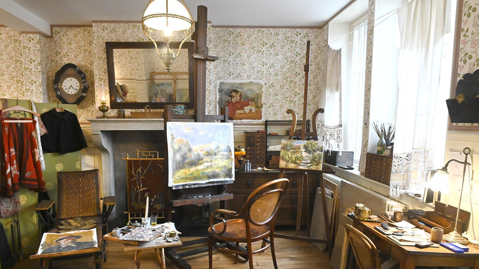 Auf den Spuren von Pierre Auguste Renoir   Mein Frankreich