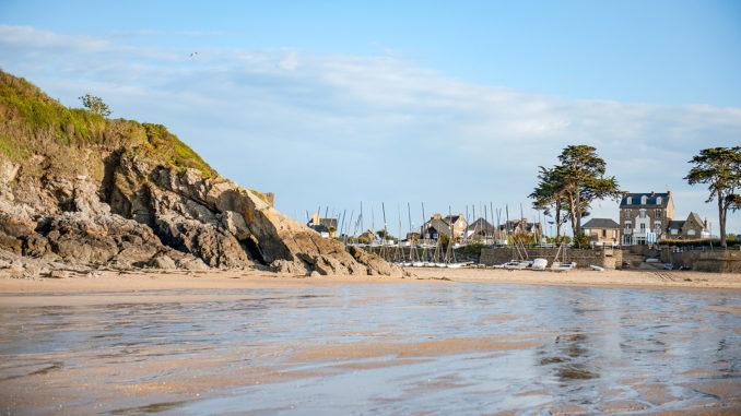 Saint-Lunaire an der Nordküste der Bretagne. Foto: Hilke Maunder