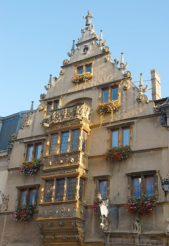 F/Elsass/Colmar: Maison des Têtes