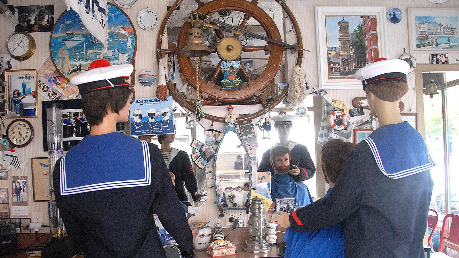 Salon des Navigateurs. Foto: Hilke Maunder