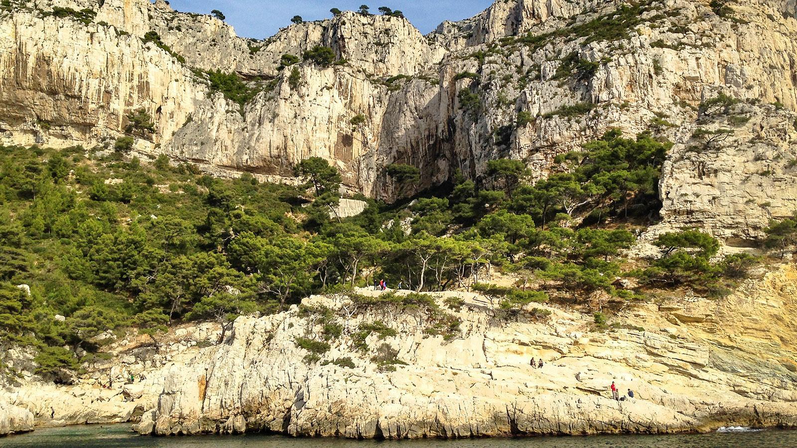 Wanderland: die Calanques von Marseille. Foto: Hilke Maunder