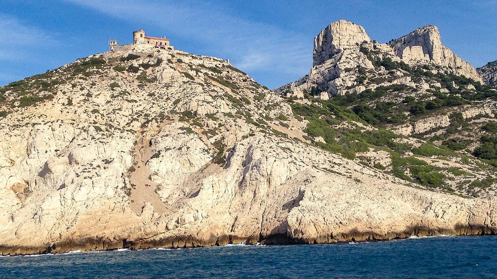 Calanques de Marseille: Saint-Julien-des-Goudes. Foto: Hilke Maunder
