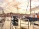Marseille: Ein Bootsshuttle bringt euch im alten Hafen vom einen zum anderen Ufer. Foto: Hilke Maunder