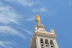 F/Provence/Bouches du Rhône/Marseille: Notre Dame de la Garde