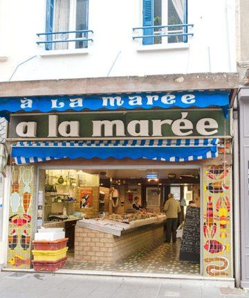 Normandie_Harfleur_Fisch_Laden_©Hilke Maunder