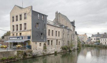 Normandie_Harfleur_Häuser_Lézarde_©Hilke Maunder