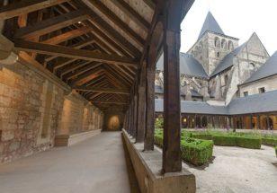Normandie_Montivilliers_Abtei_Kreuzgang_2_©Hilke Maunder