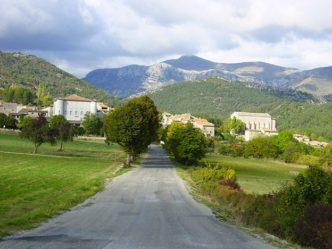 F/Provence/Gorges du Verdon: Palud-sur-Verdon.