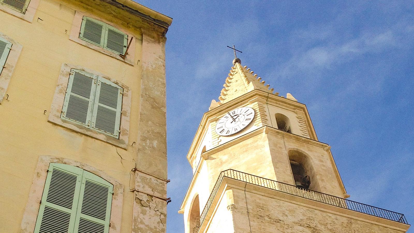 Notre-Dame des Accoules in Le Panier. Foto: Hilke Maunder