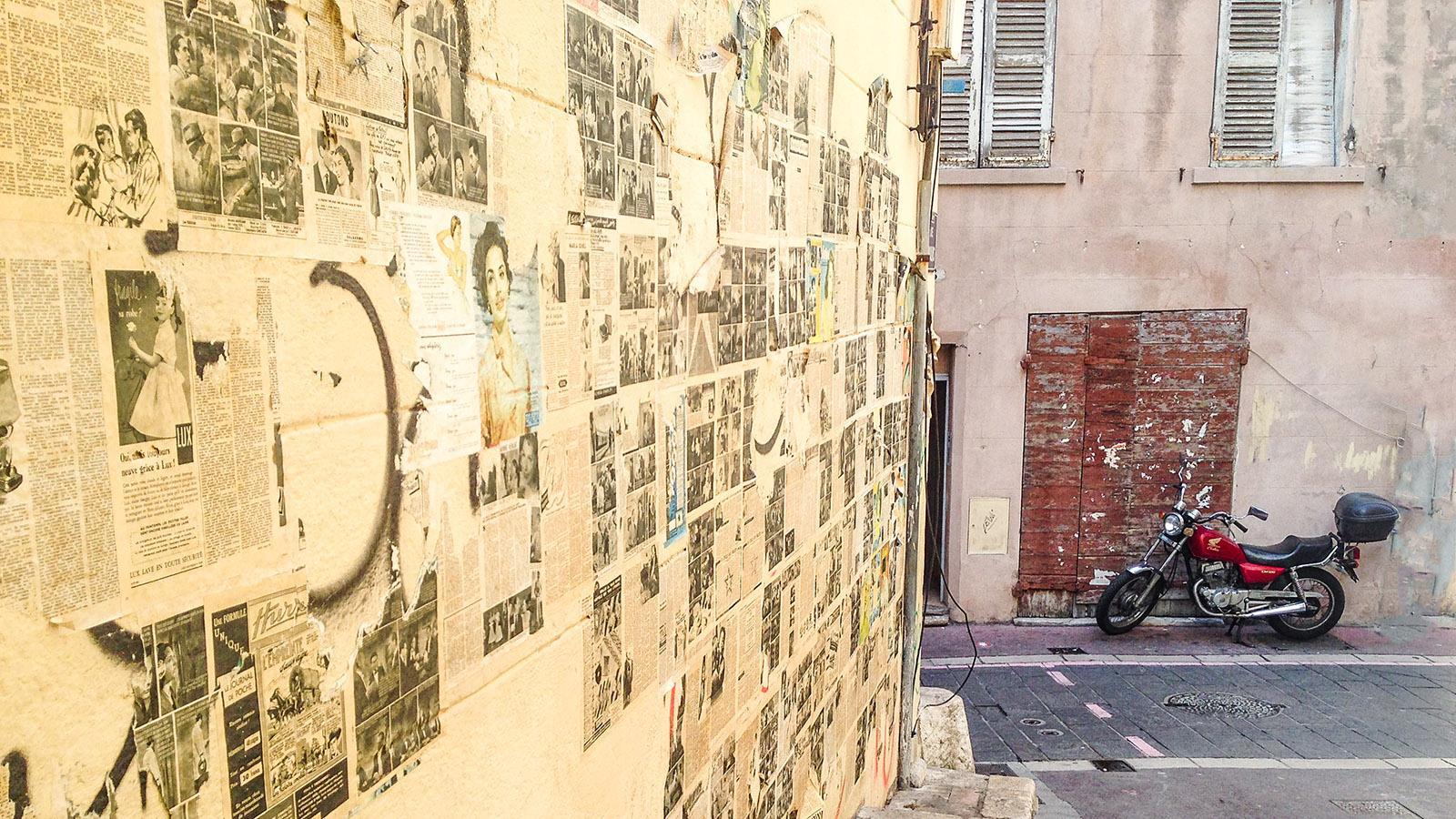 Marseille: Le Panier. Foto: Hilke Maunder