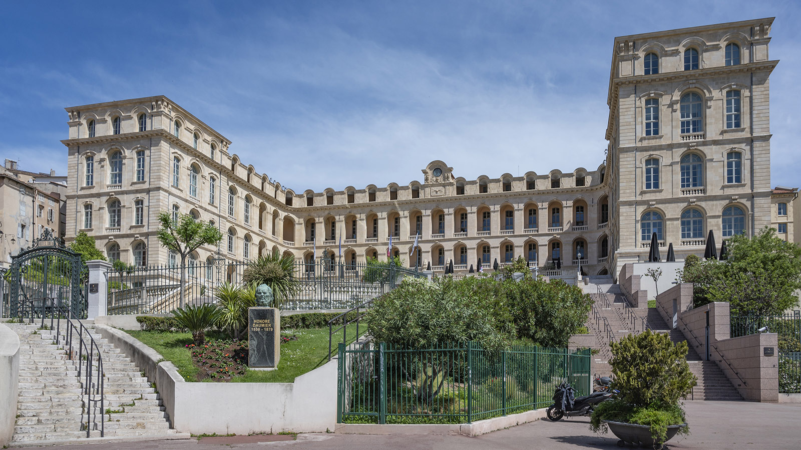 Marseille, Le Panier, Hôtel-Dieu. Foto: Hilke Maunder