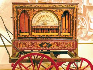 Le Musée de la Musique Mécanique Foto: Nicolas Joly / Office de Tourisme Les Gets (Pressefoto)