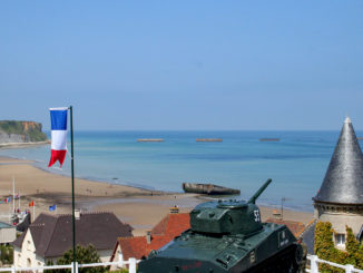 Arromanches_copyright_cdt14_libre14©CDT Calv