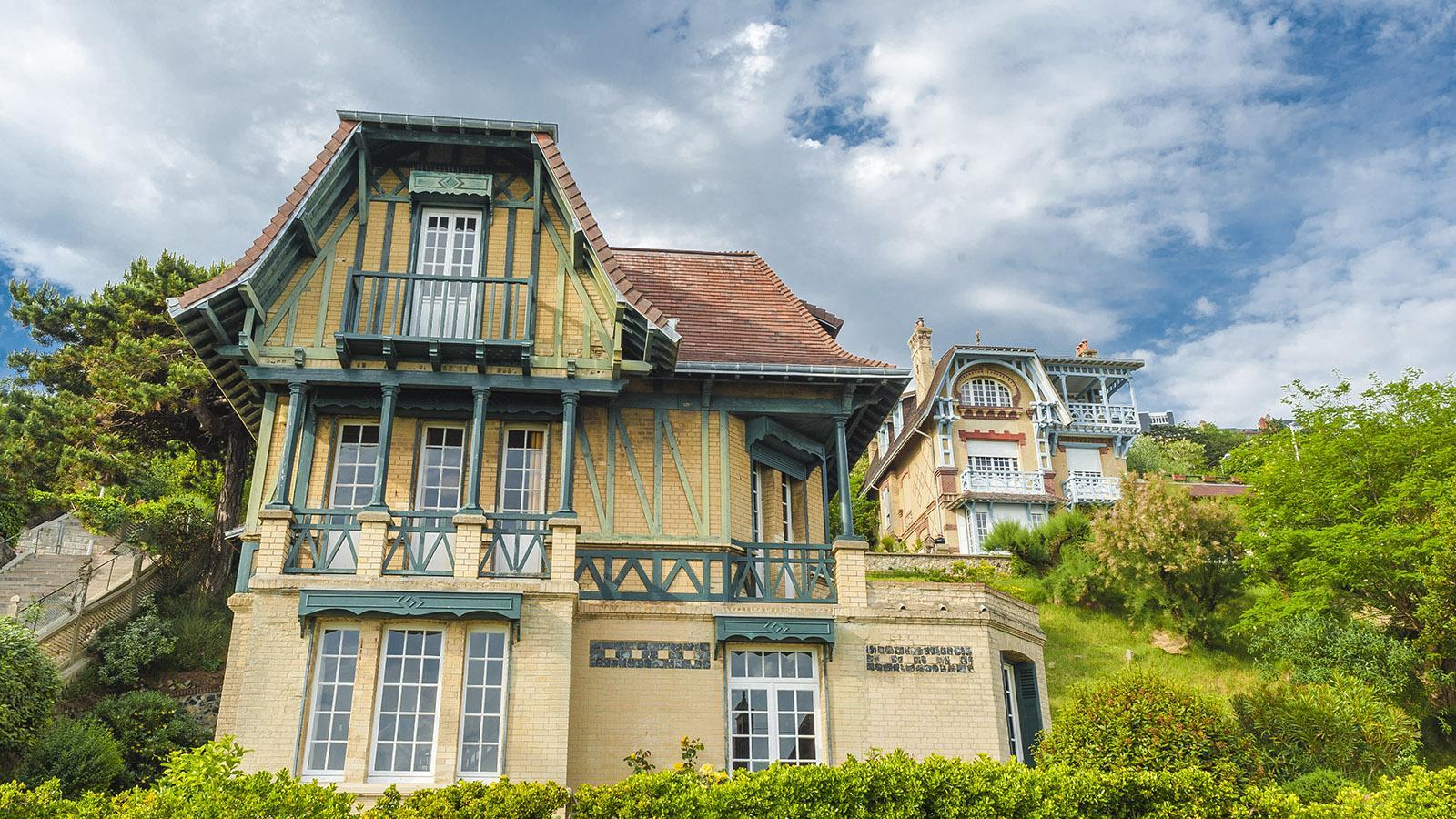 Sainte-Adresse, das noble Küstenviertel von Le Havre