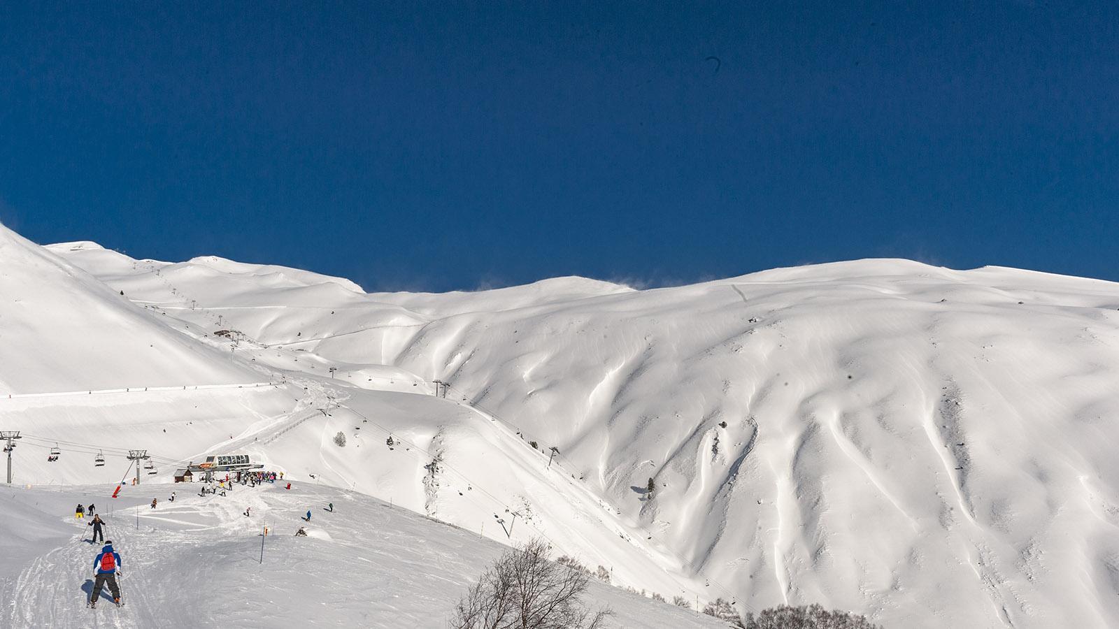 Saint-Lary 2400. Foto: Hilke Maunder