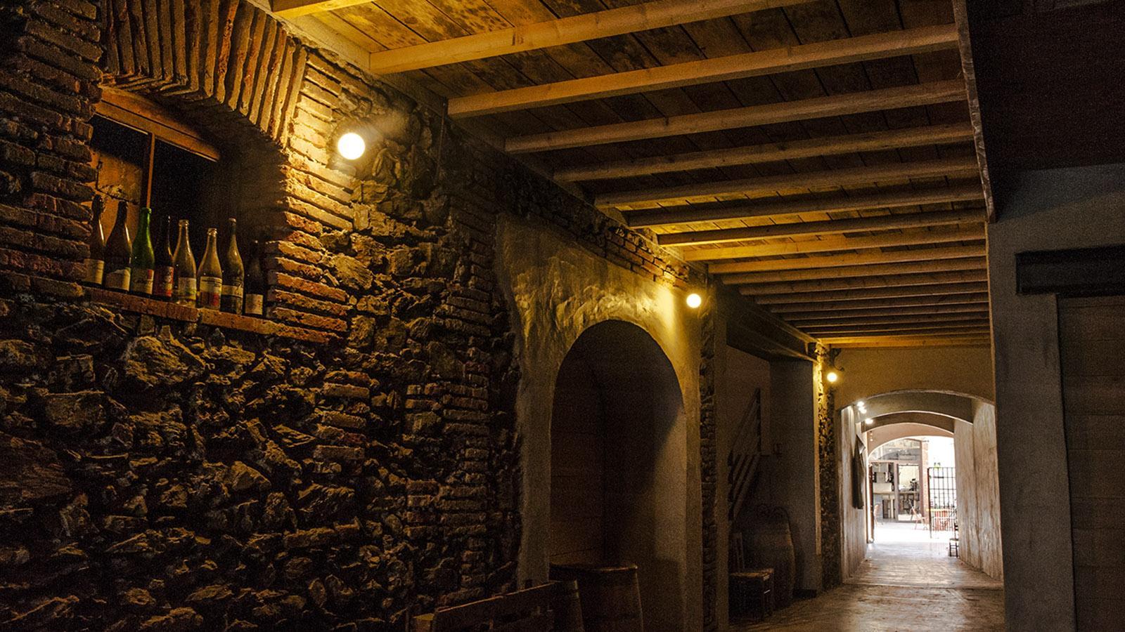 Die 9 Caves von Banyuls. Foto: Hilke Maunder