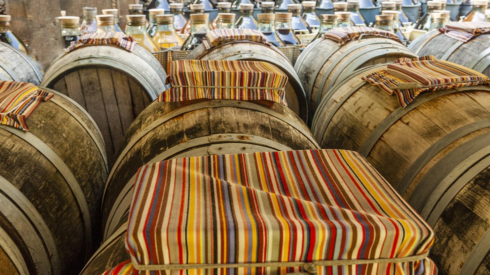 Essig-Manufaktur La Guinelle. Foto: Hilke Maunder