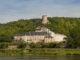 Am Unterlauf der Seine: das Burgschloss von La Roche-Guyon. Foto: Hilke Maunder