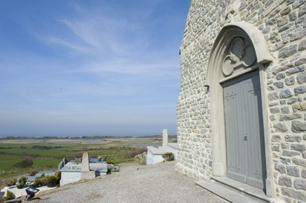F/Nord-Pas de Calais/Côte d'Opale: Tardinghen, Kirche