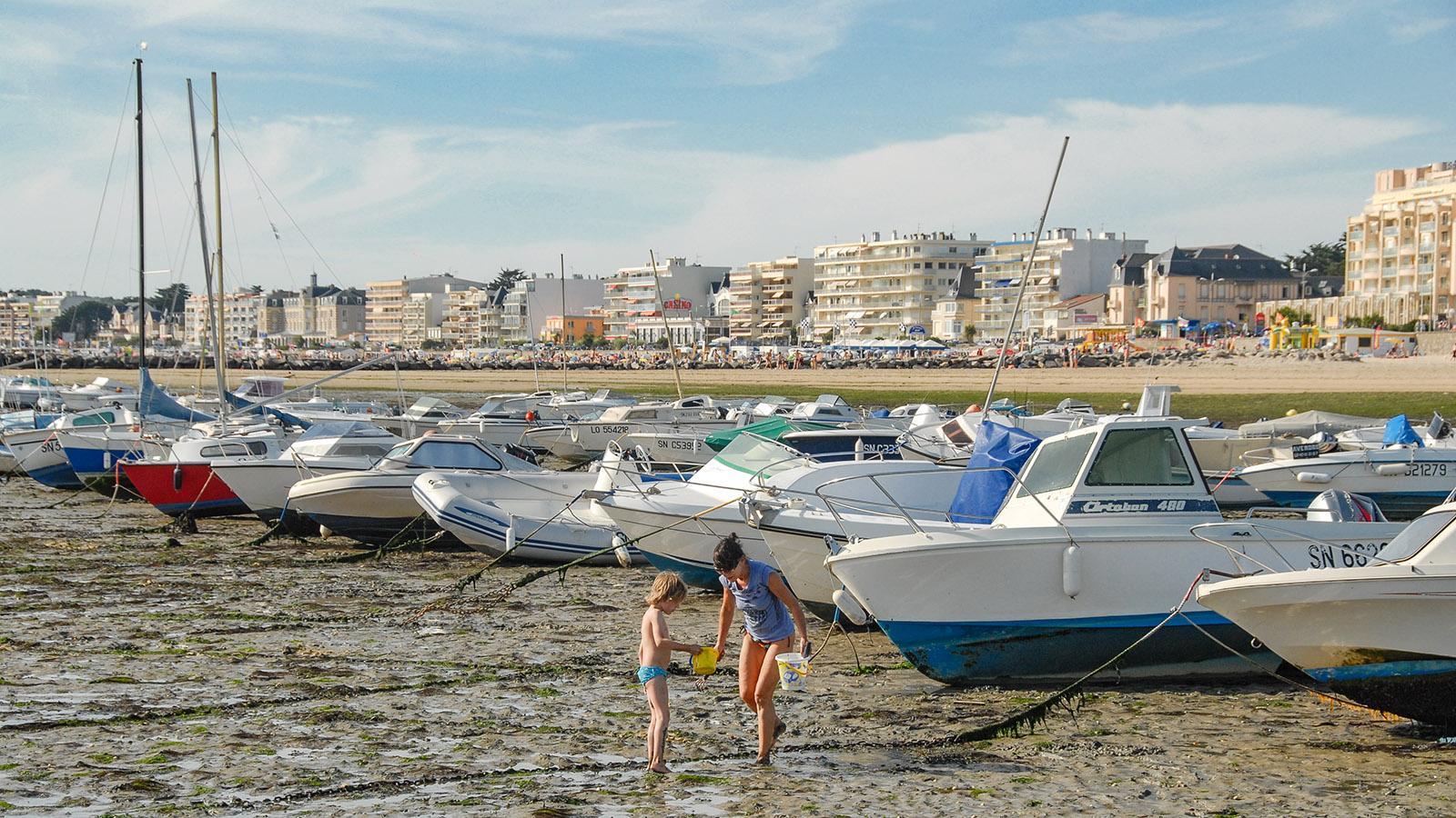 Pêche à Pied in Pornichet. Foto: Hilke Maunder