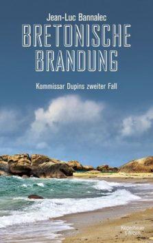 Buch_Bannalec_Bretonische Brandung