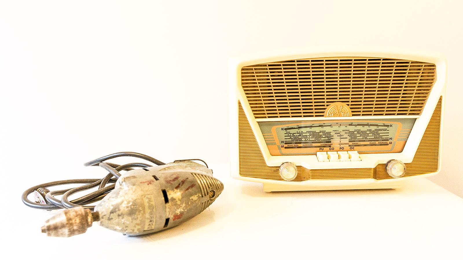 Appartement Témoin: Küchengeräte aus den Fifties. Foto: Hilke Maunder