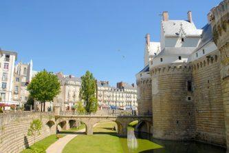 F/Pays de la Loire/Loire-Atlantique/Nantes: Herzogsschloss