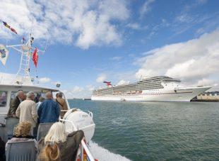 Normandie_Le Havre_Hafen_Kreuzfahrt_©Hilke Maunder