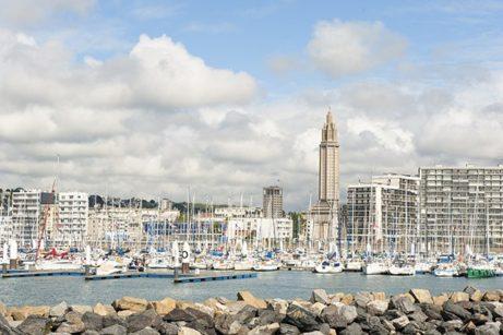 Normandie_Le Havre_Hafen_Skyline_credits_Hilke Maunder