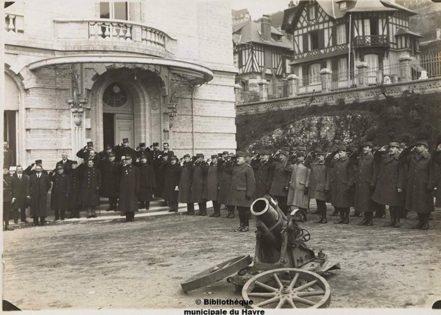Normandie_Le Havre_saint-adresse_belgische Regierung_4