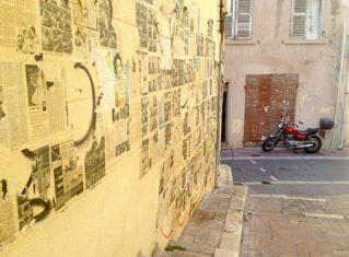 Provence_Marseille_le-panier_wand_mofa_©Hilke Maunder