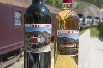 Train Rouge_Wein zum Zug