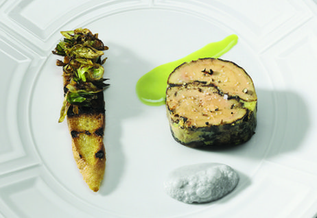 foie-gras_©Michel Sarran