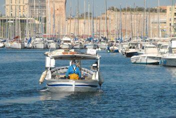 F/Provence/Bouches du Rhône/Marseille: Vieux Port