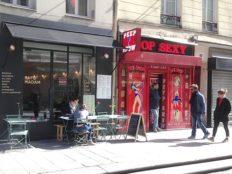 Hotel Paris Rue Des Jeuneurs
